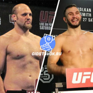 Прогноз Бен Ротуэлл - Джан Вилланте UFC 249