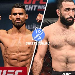 Прогноз Лайман Гуд - Белал Мухаммад UFC 249