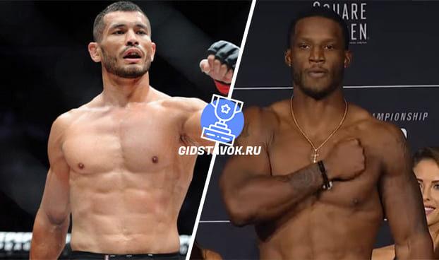Прогноз Махмуд Мурадов - Карл Роберсон UFC 249