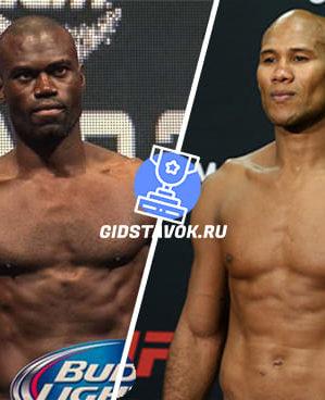 Прогноз Урия Холл - Роналдо Соуза UFC 249