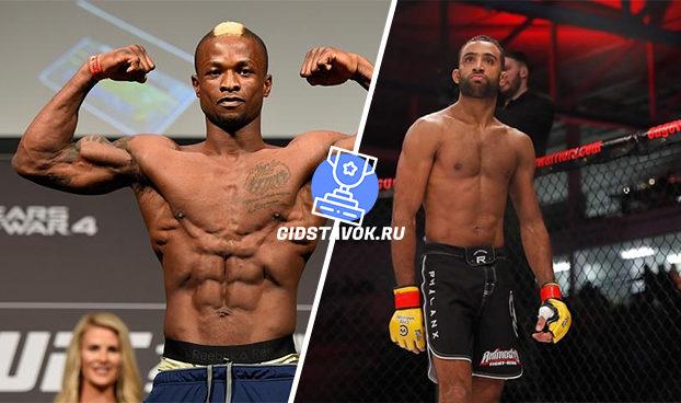 Прогноз Марк Диакиси - Джей Херберт UFC FN 171