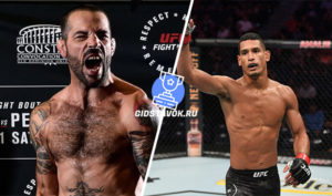 Прогноз Мэтт Браун - Мигель Баэза UFC FN 16-17.05.2020