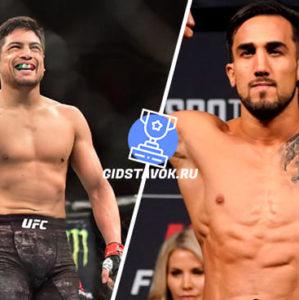 Прогноз Габриэль Бенитес - Омар Моралес UFC FN 13-14.05.2020