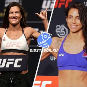 Прогноз Кортни Кейси-Санчес - Мара Ромеро Борелла UFC FN 16-17.05.2020