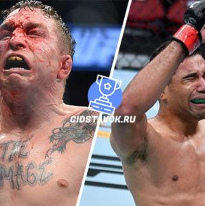 Прогноз Даррен Элкинс - Нейт Ландвер UFC FN 16-17.05.2020