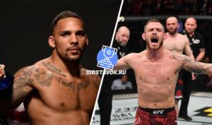 Прогноз Эрик Андерс - Кристоф Джотко UFC FN 16-17.05.2020