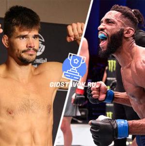 Прогноз Мики Галл - Филип Роу UFC FN 16-17.05.2020
