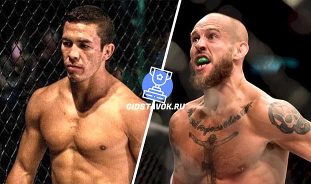 Прогноз Хантер Азуре - Брайан Келлехер UFC FN 13-14.05.2020