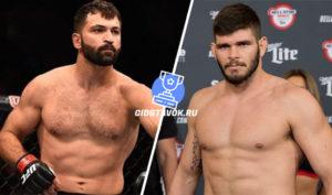 Прогноз Андрей Орловский - Филиппе Линс UFC FN