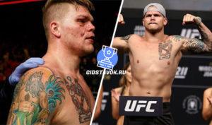 Прогноз Чейс Шерман - Исаак Виллануева UFC FN 13-14.05.2020